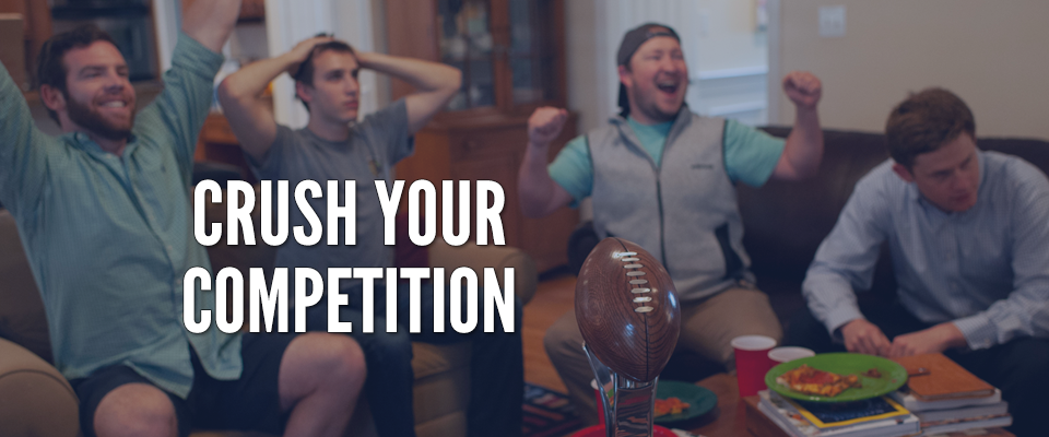 crush your fantasy football competition